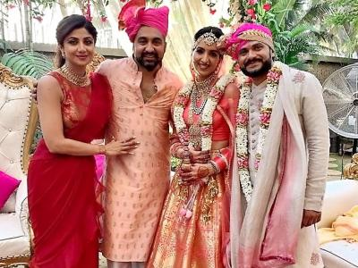 Shilpa Shetty Kundra's sister-in-law got her teary-eyed on this statement…see inside
