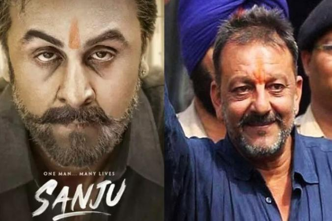 Sanjay Dutt breaks silence on criticism on Sanju for ...