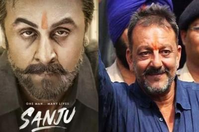 Sanjay Dutt breaks silence on criticism on Sanju for whitewashing his image