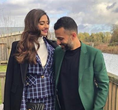 This is what Sonam Kapoor like to do with her husband Anand Ahuja