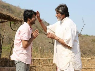 'Tera Yaar Hoon Main' is Hindi title of Amitabh Bachchan's upcoming Tamil film