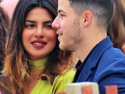 Priyanka Chopra nake Nick Jonas dance on Bollywood song 'Meri Pant Bhi Sexy'…check video inside