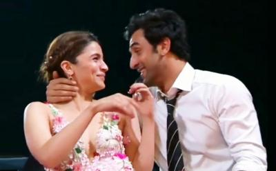 'I don't need to defend it' says Alia Bhatt on her public display of love for Ranbir Kapoor