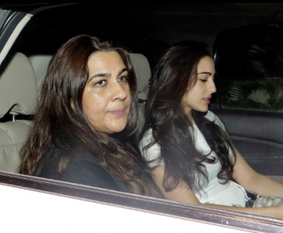 In pics! Bollywood celebs attended Jaya Bachchan's birthday bash