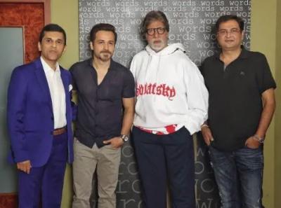 Amitabh Bachchan and Emraan Hashmi unite for a mystery thriller