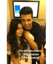 Katrina Kaif and Karan Johar are ultimate posers, here is the proof