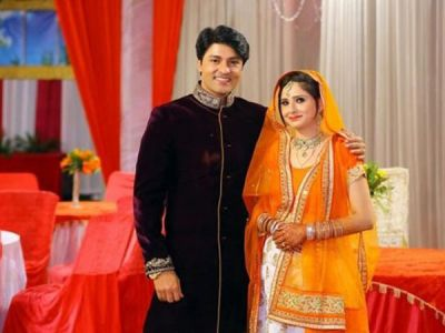 Photo gallery: The engagement pictures of Diya Aur Baati fame Anas Rashid