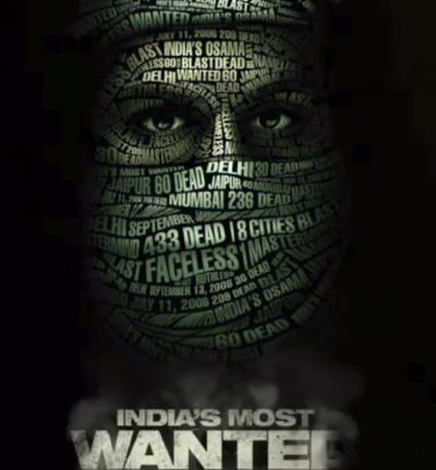 Arjun Kapoor shares intriguing motion poster of India's Most Wanted, check it out here