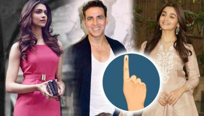 These Bollywood celebrities are not eligible to vote in the Lok Sabha election