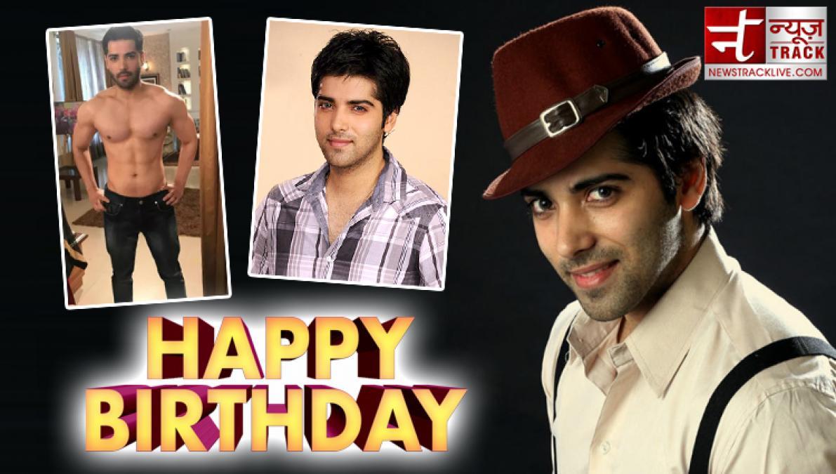 Birthday Special: Stylish hunk Kinshuk Mahajan career and Personal Life updates
