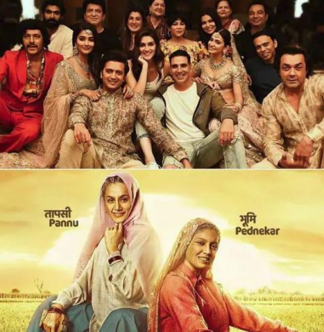 Saand Ki Aankh to clash with Housefull 4 at Box-office