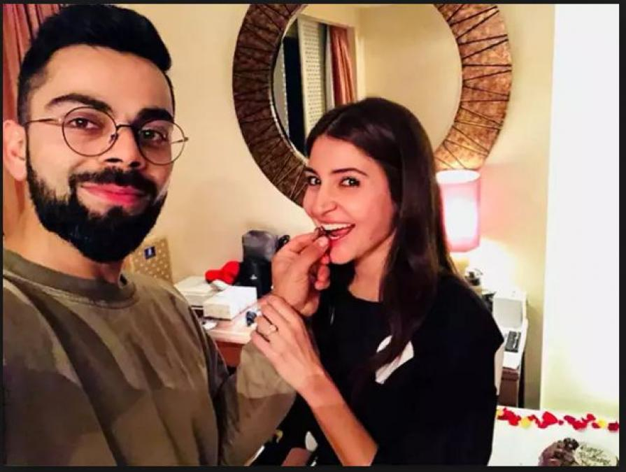 Virushka gives another update from their Instapost, Anushka looks bright….check pics inside
