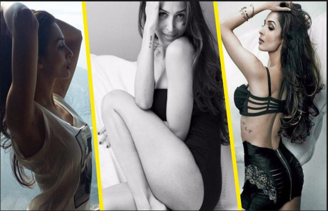 Fitness freak Malaika Arora keeps aside her wedding planning, shares midweek fitness routine post