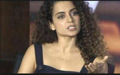 'He threw a Chhapal at the actress': Kangana Ranaut heats up another controversy…