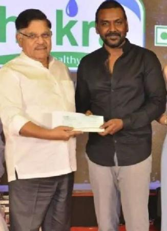 Chiranjeevi donates this much money to Raghava Lawrence's trust