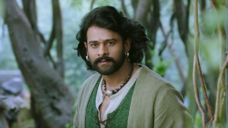 Prabhas shares the first picture on Instagram, fans are in doubt it is a fake account!