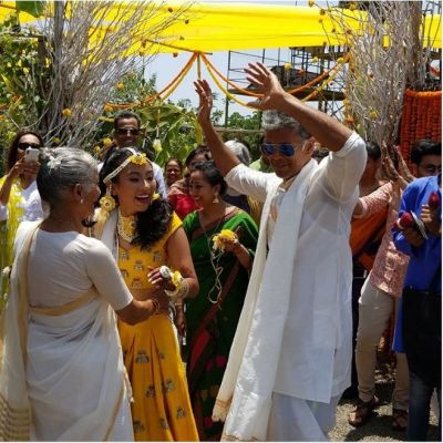 Milind Soman set to tie knot with girlfriend today ?