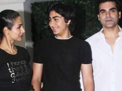 Arbaaz Khan and Malaika Arora's son Arhaan is interested in entering film industry?
