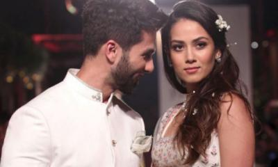 Mira Rajput shares picture with hubby Shahid Kapoor, check the adroable pic here