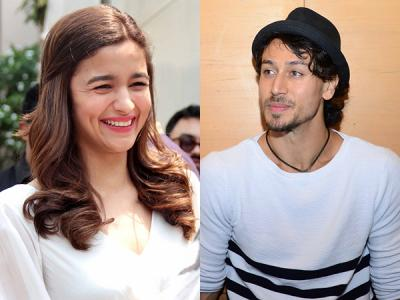 Ex-student Alia Bhatt to share legs with Tiger Shroff in a special song for SOTY 2