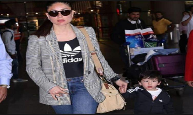 After Saif Ali Khan bursts over media for Son Taimur, now Kareena Kapoor also does this…