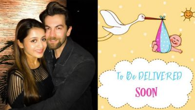 Neil Nitin Mukesh declares the arrival of a new member