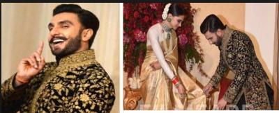 Deepika Padukone fans crowned her as the sexiest woman; See what Ranveer Singh react on it
