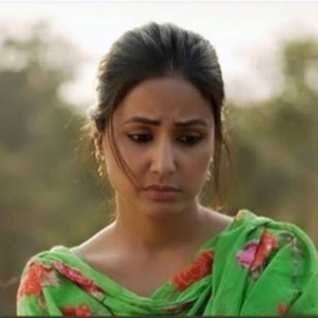 Hina Khan gives a glimpse of Nazia from her debut Lines