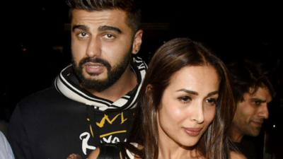 Arjun Kapoor breaks silence on wedding rumours with Malaika Arora