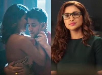 Priyanka Chopra and Nick Jonas love Parineeti Chopra's Sucker