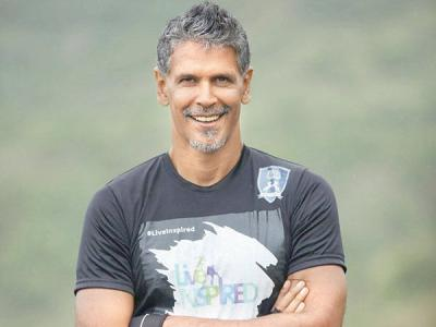 Milind Soman is to feature in a fitness show