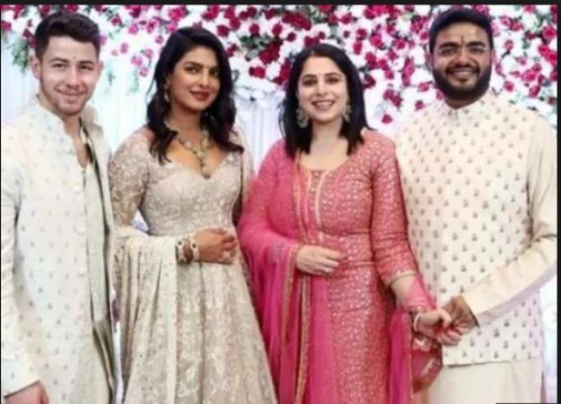 "Priyanka Chopra's ""Bhabhi"", Ishita Chopra undergone through surgery before her wedding…pics inside"