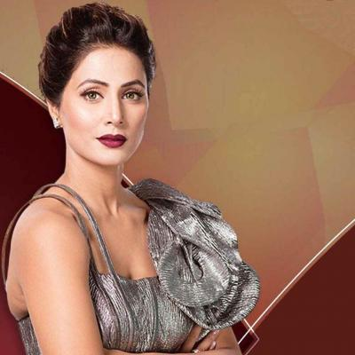 Hina Khan is excited about her  Cannes Films Festival debut
