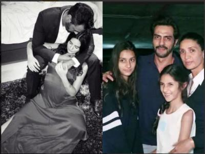 Arjun Rampal's GF Gabriella Demetriades's pregnancy and Ex-wife Mehr Jesia and daughters reactions