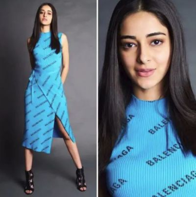 Student Of The Year 2 actress Ananya Panday dress price will surprise you