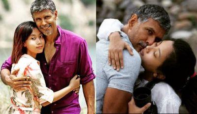 Underwater photos! Milind Soman and Ankita Konwar set fire of romance