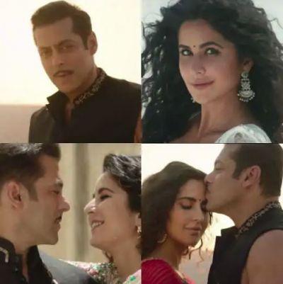 Bharat song Chashni teaser out, witness Salman Khan and Katrina Kaif's stunning chemistry