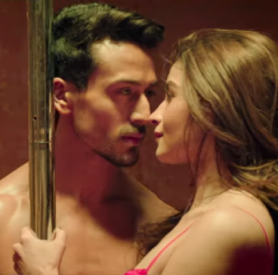 Alia Bhatt and Tiger Shroff' 'The Hookup Song' from SOTY 2 out