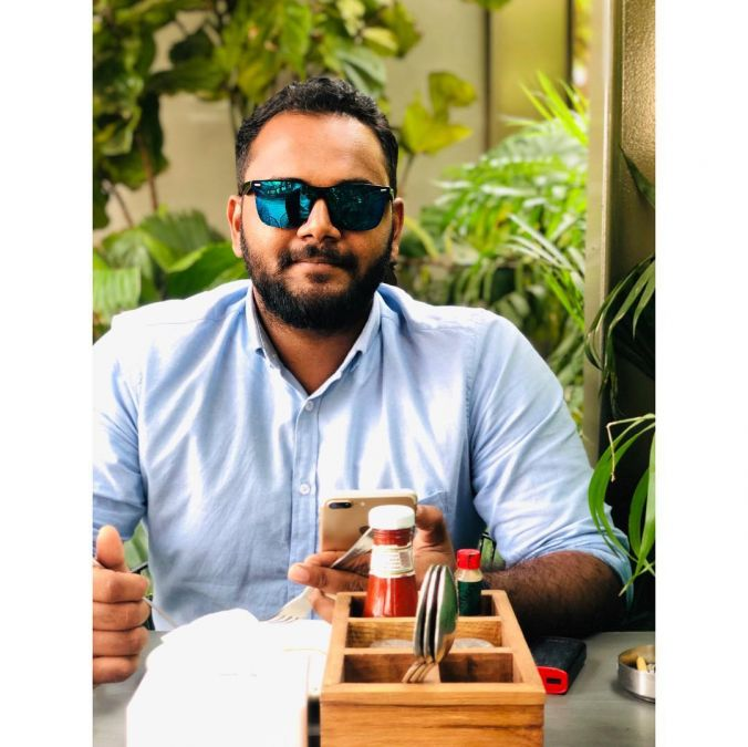 Young Emerging Entrepreneur of Qatar Thasneem PT.