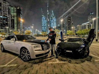 Ibrahim Assad's Life And Cars Collection is stunning, Have a look