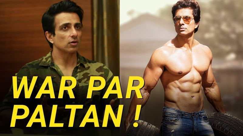 Sonu Sood Discusses His Old Ties With The Film Paltan 1 News Track