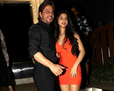 Daughter Suhana Khan Has Become Guide of SRK