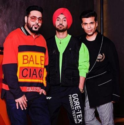 Badshah and Diljit Dosanjh to grace the Koffee with Karan, Sex-life of the singers to be unveils