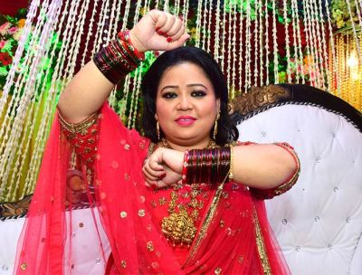 Finally Our Laughter Queen Bharti aka Lalli Got Married