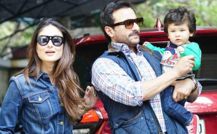 Know the Kareena Kapoor Khan and Saif Ali Khan's planning for Taimur's birthday