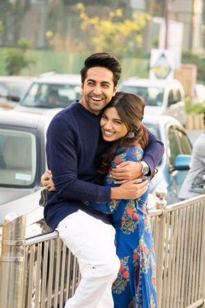 Ayushmann Khurrana & Bhumi Pednekar to reunite for third time in this film