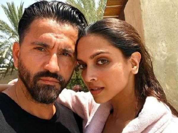 See pic : Deepika Padukone's latest photoshoot  with wet hair and intense gaze