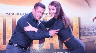 Anushka Sharma refutes the reports of her working with Salman Khan  in Sanjay Leela Bhansali's next