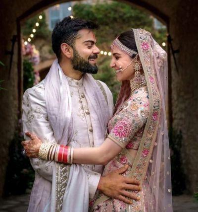 'It feels like it happened just yesterday' writes Virat Kohli on his wedding anniversary