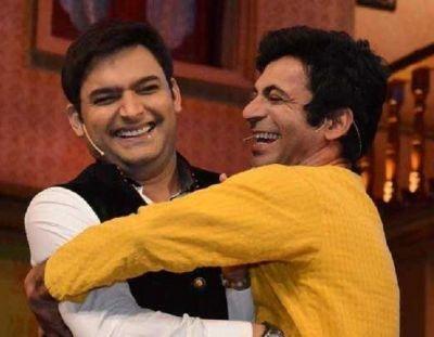 Sunil Grover  will be attending Kapil Sharma's Mumbai wedding reception